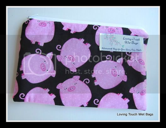 This Little Piggy&lt;br&gt;Wipes Bag!
