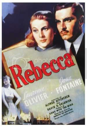 Rebecca poster