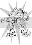 Free Transformers coloring books of Cliffjumper, Bumblebee, Optimus Prime, etc.